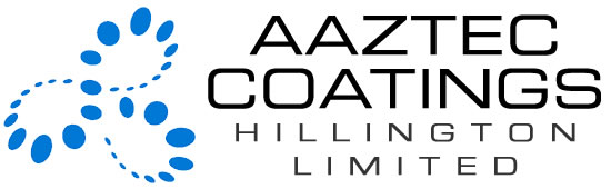 Aaztec Coatings Logo